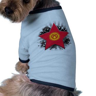 Kyrgyzstan Star Pet Clothing