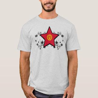 Kyrgyzstan Star T-Shirt