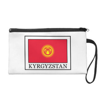 Kyrgyzstan wristlet