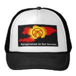kyrgyzstanisforlovers, gorros bordados