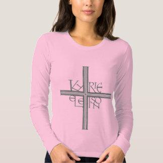 Kyrie Eleison Christian T-Shirt