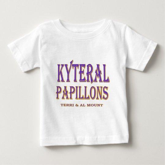KYTERAL PAPILLONS BABY T-Shirt