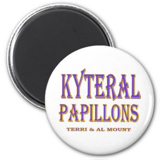 KYTERAL PAPILLONS MAGNET