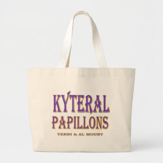 KYTERAL PAPILLONS TOTE BAG