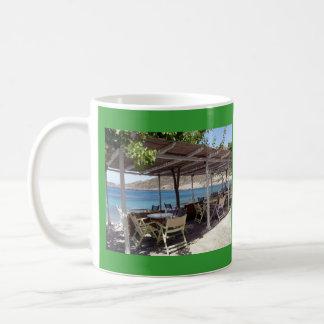 Kythera island Greece Coffee Mug