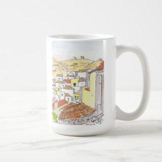 Kythnos Greece Mug