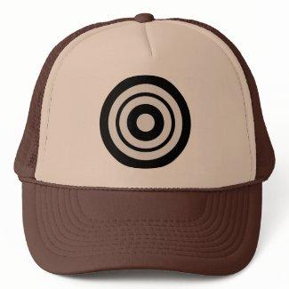 Kyudo hat