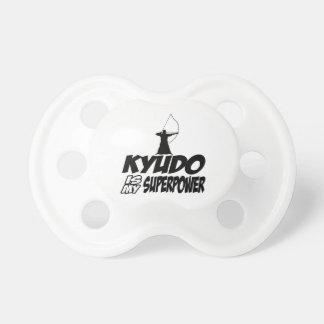 Kyudo Superpower Designs Pacifier
