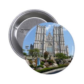 Kyunghee University Seoul Pinback Button