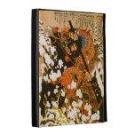 Kyusempo Sakucho & Black Stallion Vintage Japanese iPad Cases