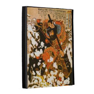 Kyusempo Sakucho y japonés negro del vintage del s