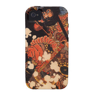 Kyusenpo Sacucho charging throught the snow iPhone 4 Case