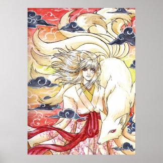 Kyuubi no Kitsune Poster