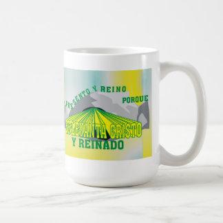 KZ04- Levanta Y Reinado© MU Taza De Café