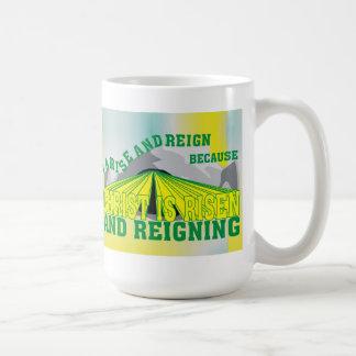 KZ04-Risen and Reigning© Coffee Mug