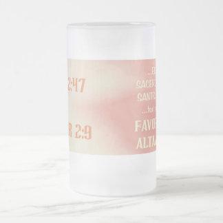 KZ 10-Favorecido Altame© Taza Frosted Glass Beer Mug
