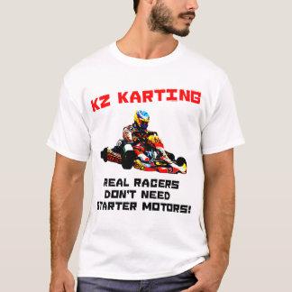 KZ Karting - los corredores reales no necesitan Playera