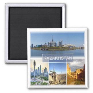 KZ * Kazakhstan - Astana Magnet