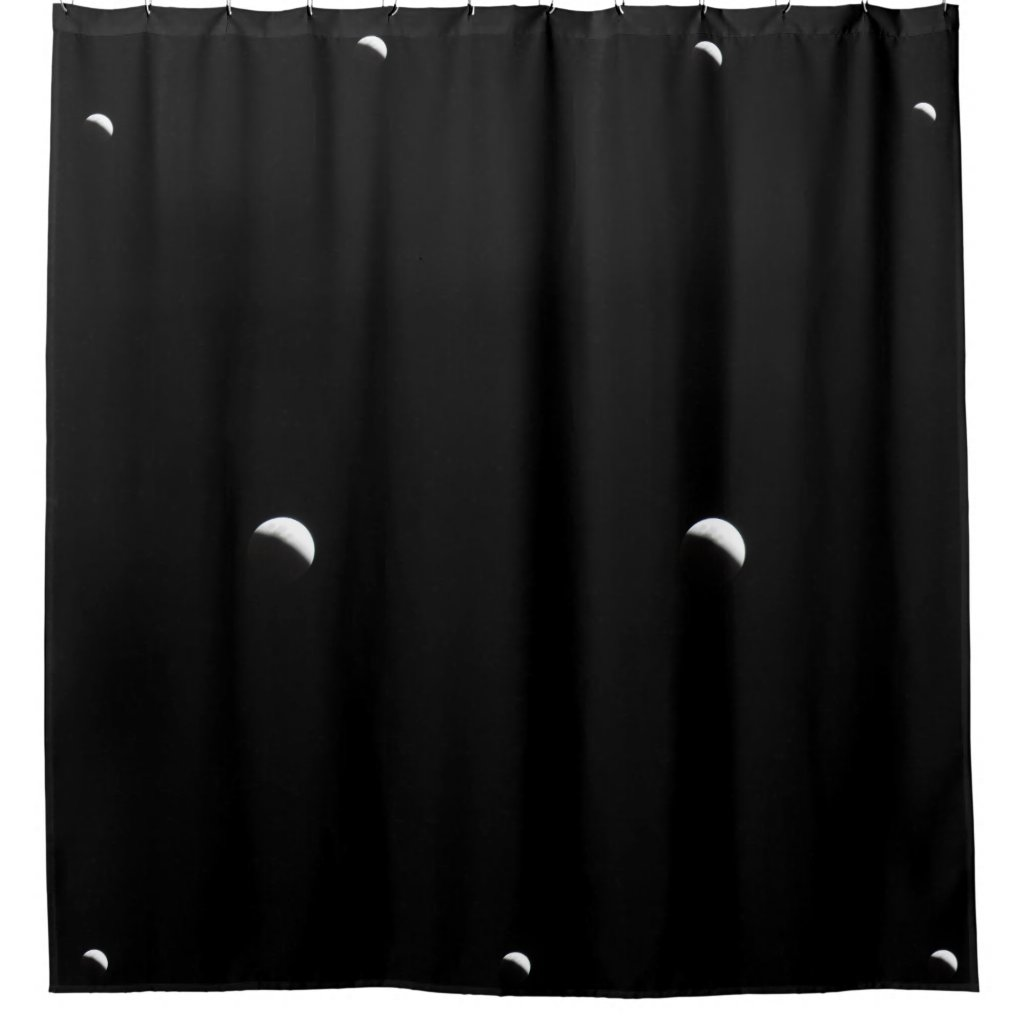KZAIZ Shower Curtain