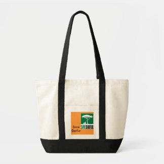 l14045808547_7354, Save Darfur Bags