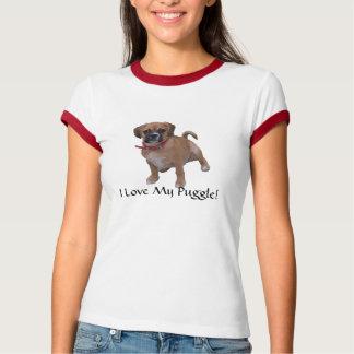 l1, I Love My Puggle! Shirt