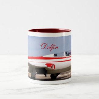 L29 Delfin2, Delfin Two-Tone Coffee Mug