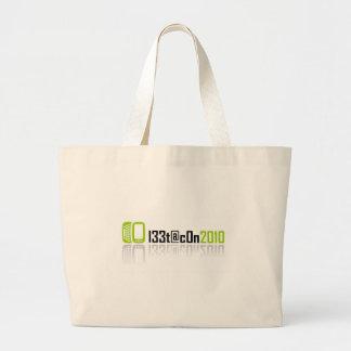 L33t@con Canvas Bags