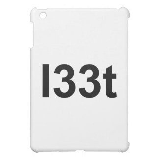 l33t iPad mini cover