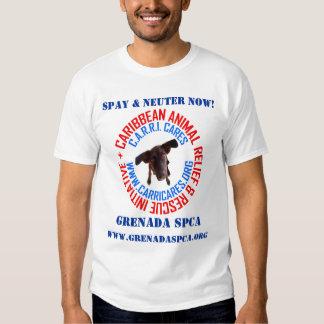 L3 Support GSPCA T-shirt