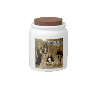 L4E Sepia Candy Jars