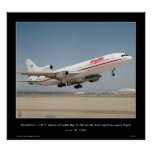 L-1011 modificado saca con el X-34 Impresiones
