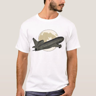 L-1011 Moon Flyby T-Shirt