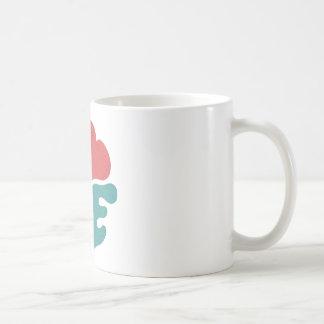 L<3VE COFFEE MUG
