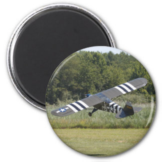 L-4 Cub Magnet