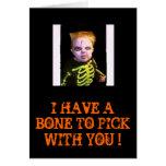 l_a0465c0b114b0656c902efd49729aa4d, I HAVE A BO... Greeting Card
