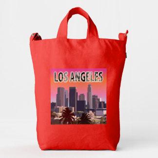 L.A. céntrico Bolsa De Lona Duck