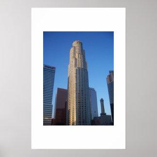 L.A. céntrico Poster