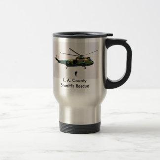 L.A. County Sheriff Rescue, L. A. CountySheriff... Travel Mug