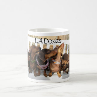 L.A.Doxies Coffee Mug