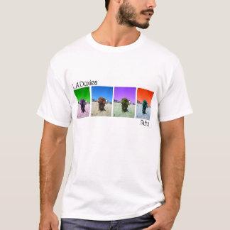L.A.Doxies PopArt [Rufus] T-Shirt