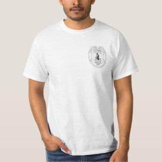 L.A. Hardcore Straight Edge T-shirt