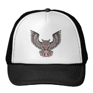 L.A. Owl Ink: Tattoo Design Trucker Hat! Trucker Hat