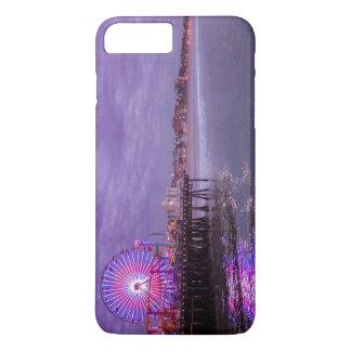 L.A. Santa Monica Pier Apple iPhone 7 Plus Case
