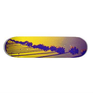 L.A. SKATE BOARD DECKS