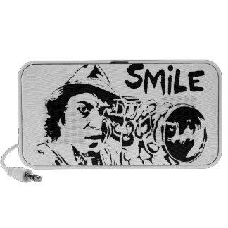 L.A Smile Doodle Speaker