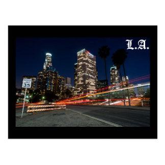 L.A. speed Postcards