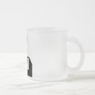 L Alphabet Letter Word Text Tee Mug