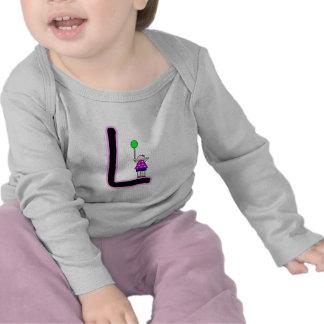 L Alphakins Girls T Shirts