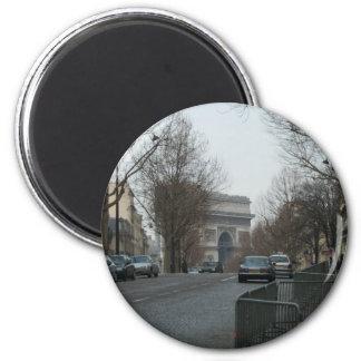 L Arc du Triomphe - Paris Magnets