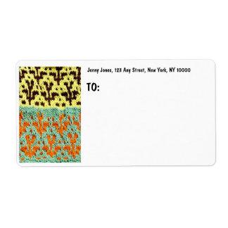 L Artisanware Knit Label